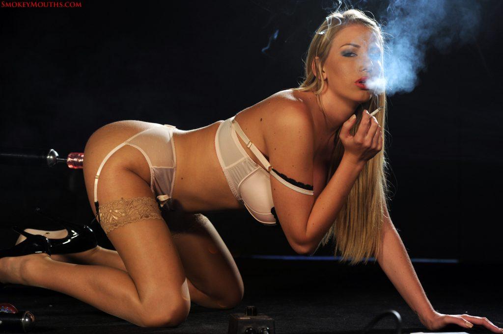 Smoking and fucking